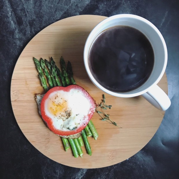 egg pepper